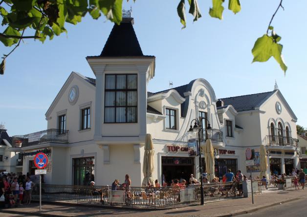 Pobierowo Centrum Lody Szkolnicki